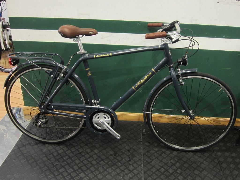Bicicletas de carretera vintage, bienvenidas al Siglo XXI